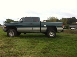 Dodgerman97s 1997 Dodge Ram 1500 Club Cab
