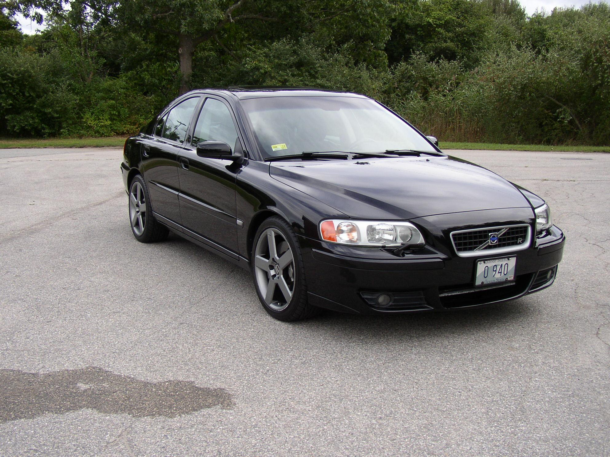 mikeo37 2005 volvo s60r sedan 4d specs photos modification info at cardomain. Black Bedroom Furniture Sets. Home Design Ideas