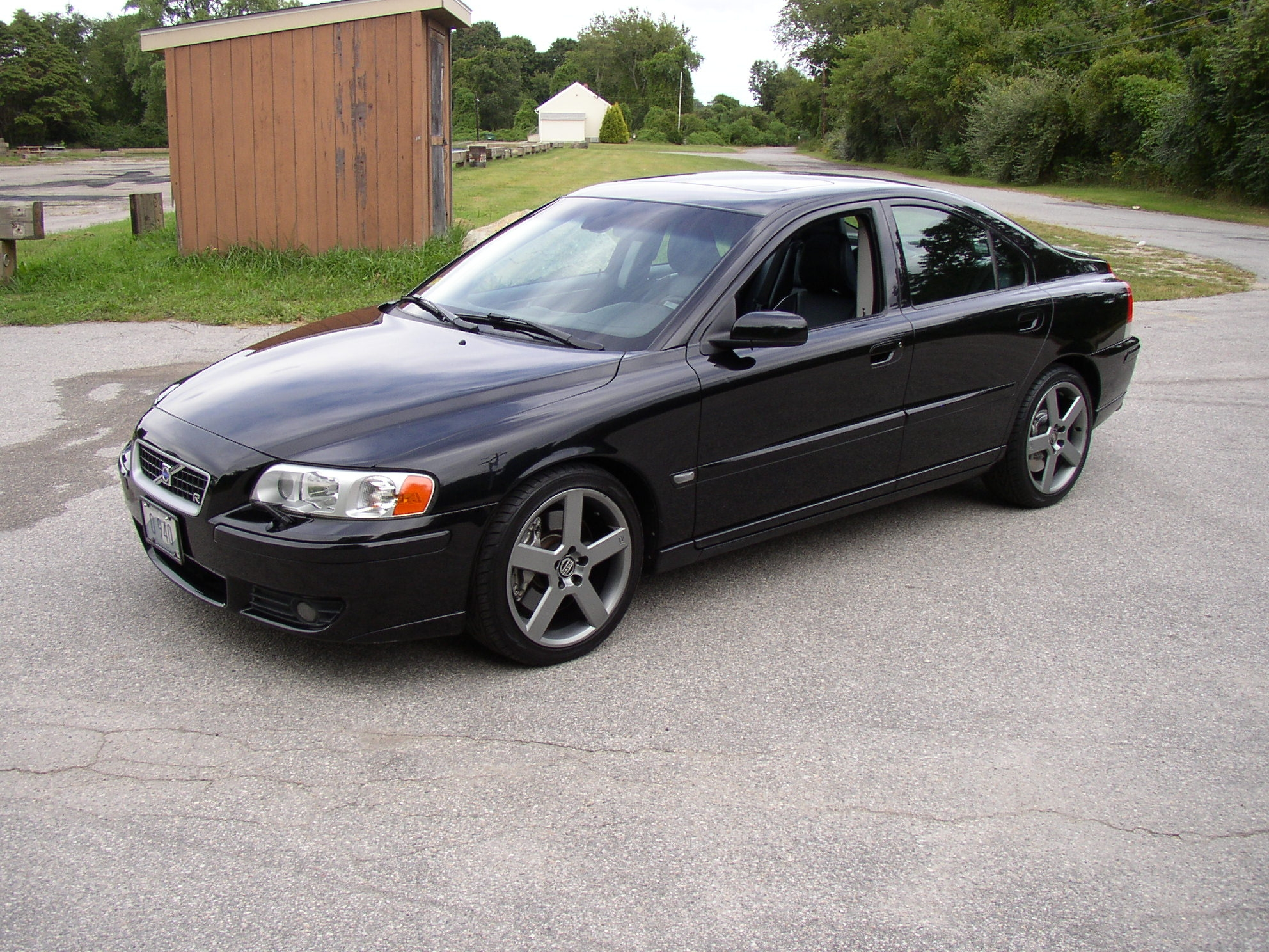 2005 volvo s60 2 5t grondines quebec used car for sale - Mikeo37 2005 Volvo S60r Sedan 4d Specs Photos