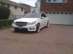 JOEPE350s 2010 Mercedes-Benz E-Class