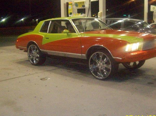 Another lilmanbutbigall 1978 Chevrolet Monte Carlo post... - 14752224