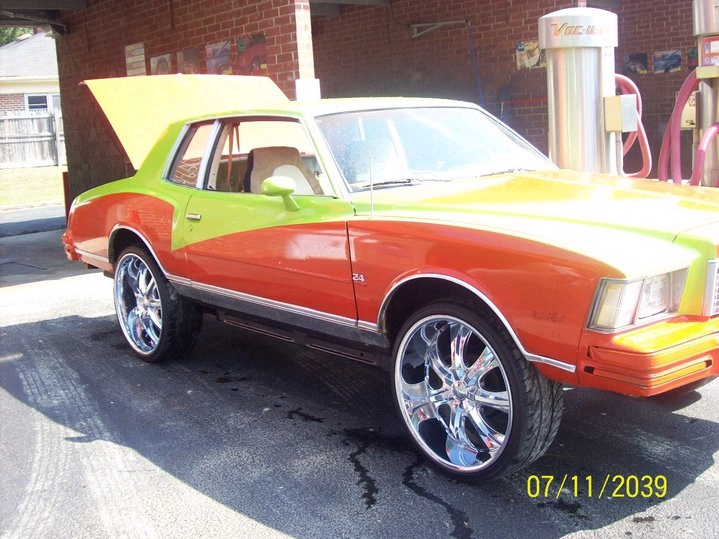 Another lilmanbutbigall 1978 Chevrolet Monte Carlo post... - 14752225