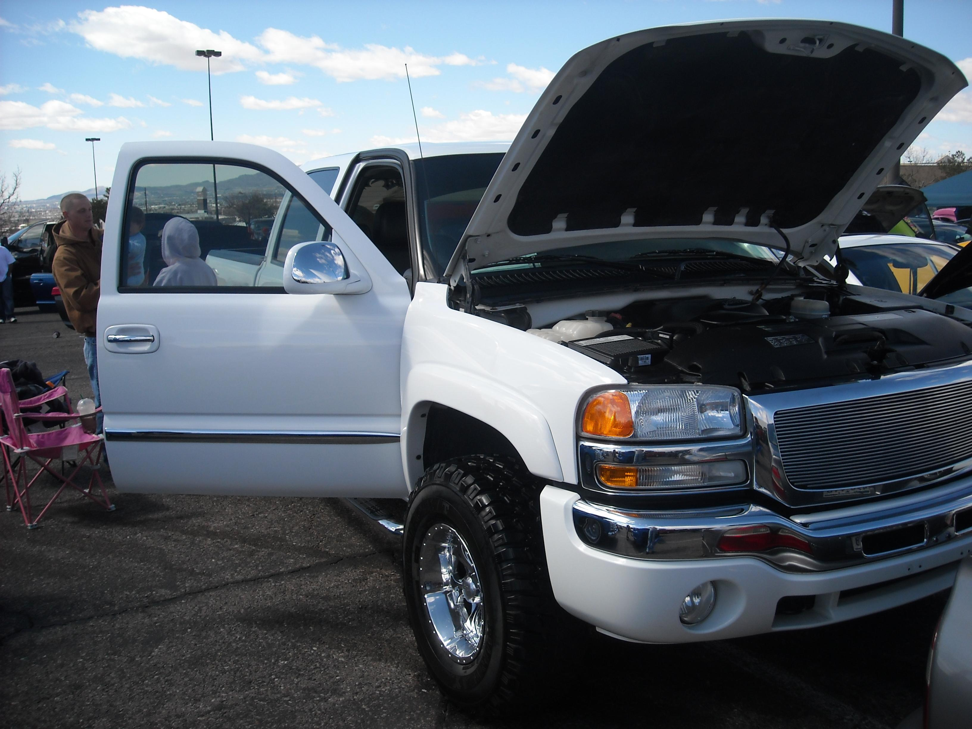 pauls07 2005 gmc sierra classic 1500 crew cab specs photos modification info at cardomain. Black Bedroom Furniture Sets. Home Design Ideas
