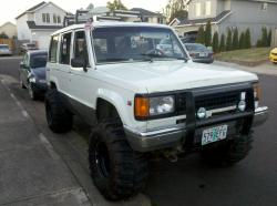 supertrooper1991s 1991 Isuzu Trooper