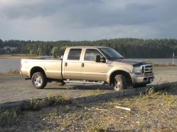 Superduty1983 2006 Ford F350 Super Duty Crew Cab