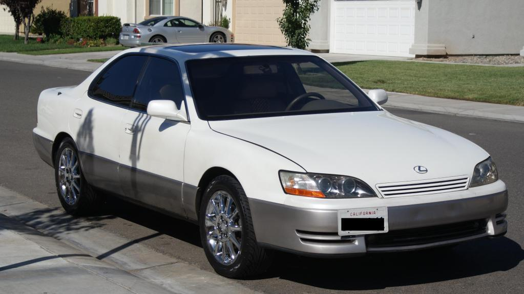 Hyundai Of Bedford >> b13pnoysentra 1992 Lexus ESES 300 Sedan 4D Specs, Photos, Modification Info at CarDomain