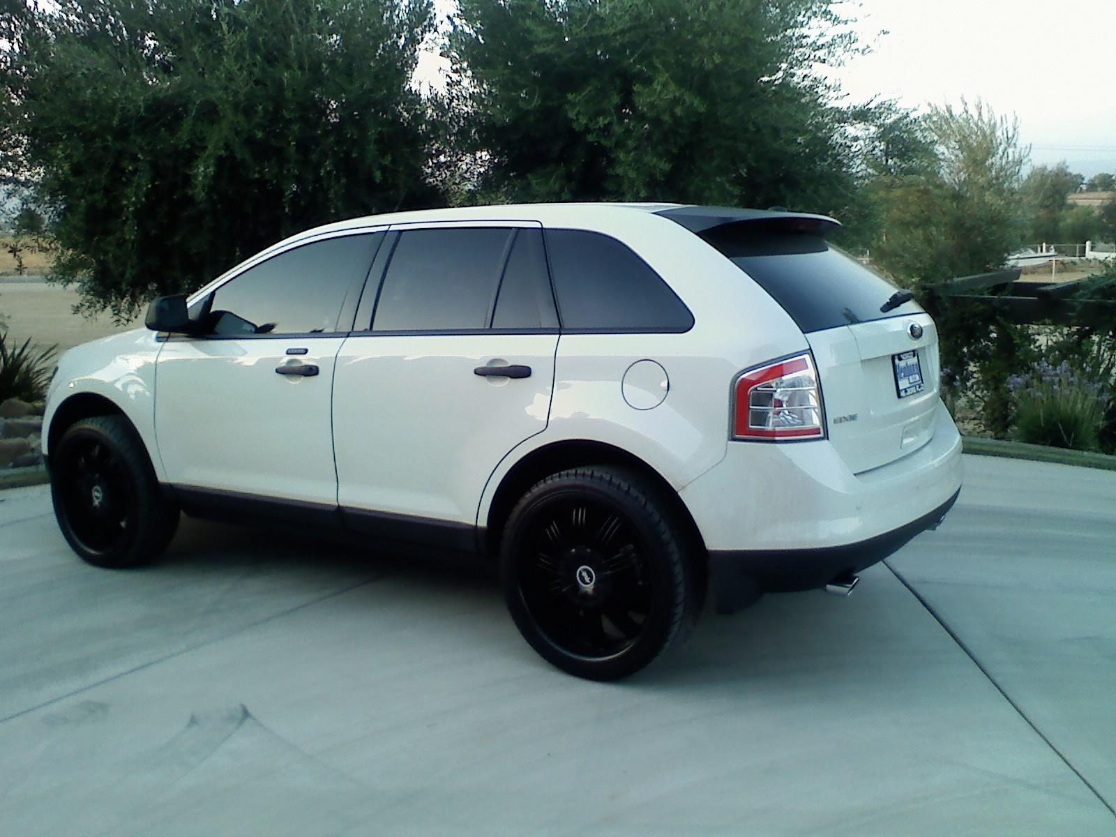 2010 ford edge specs