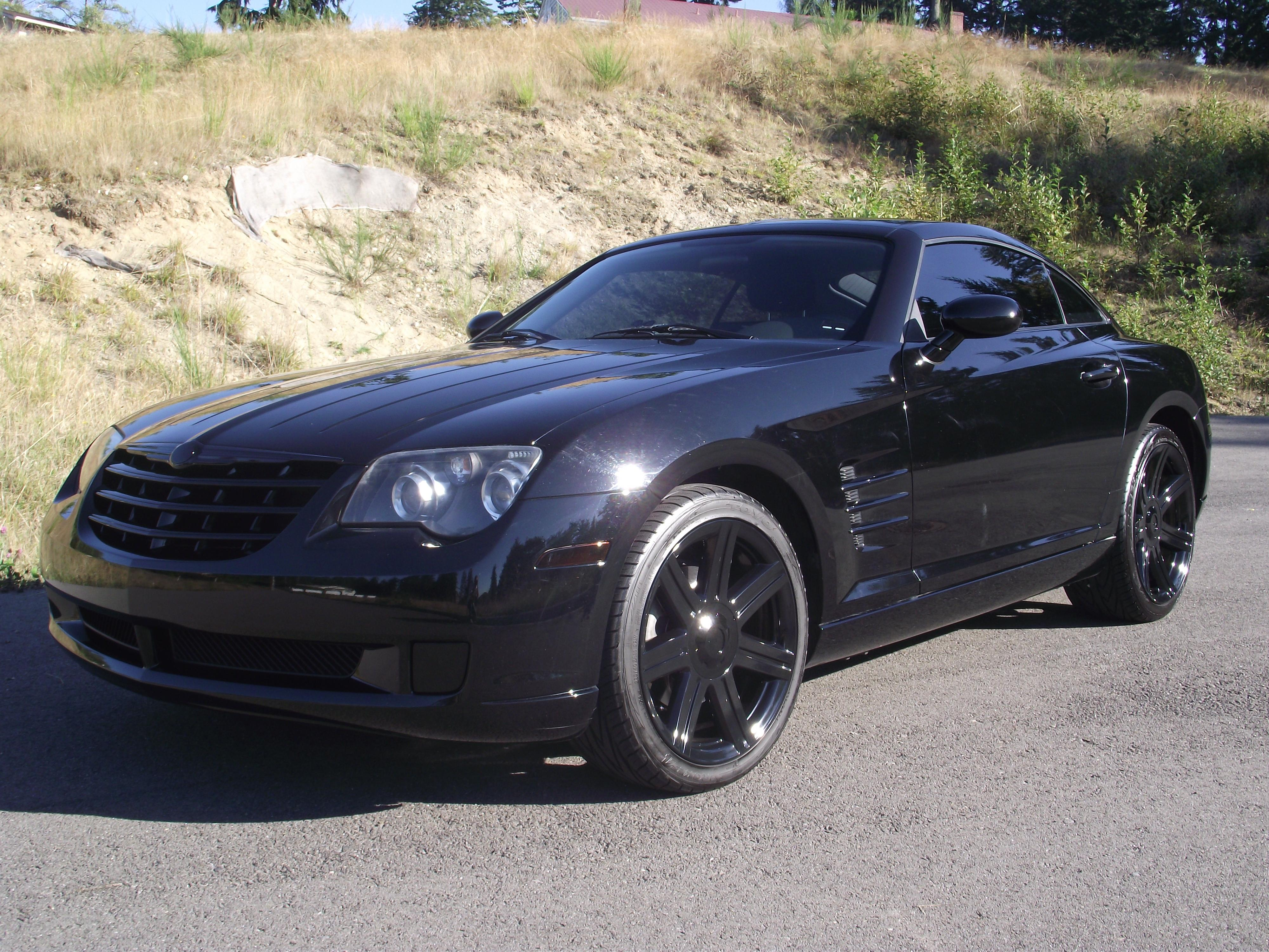 cdubcrossfire 39 s 2005 chrysler crossfire coupe 2d in. Black Bedroom Furniture Sets. Home Design Ideas