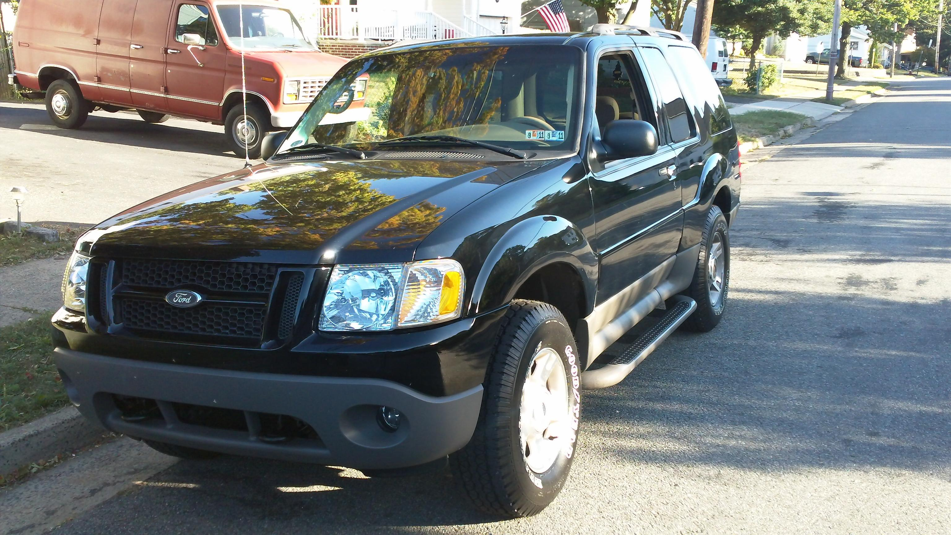 Another Khrizt 2003 Ford Explorer Sport post... - 14756754