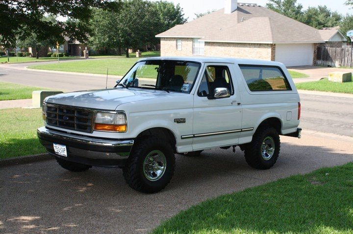 14 Inch Tires >> personhere3 1995 Ford Bronco Specs, Photos, Modification ...