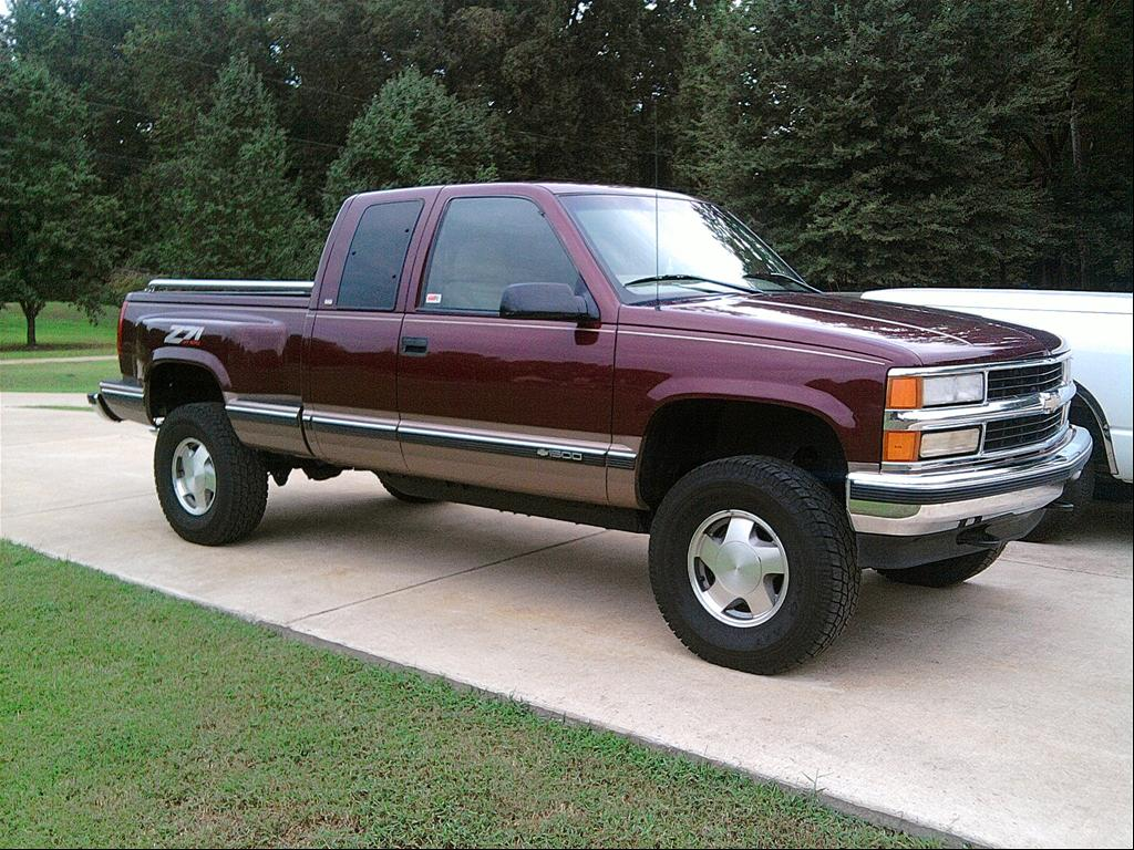 1998 chevy silverado z71 lifted for sale car interior design. Black Bedroom Furniture Sets. Home Design Ideas