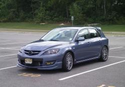 sallyspeed3s 2008 Mazda MAZDA3