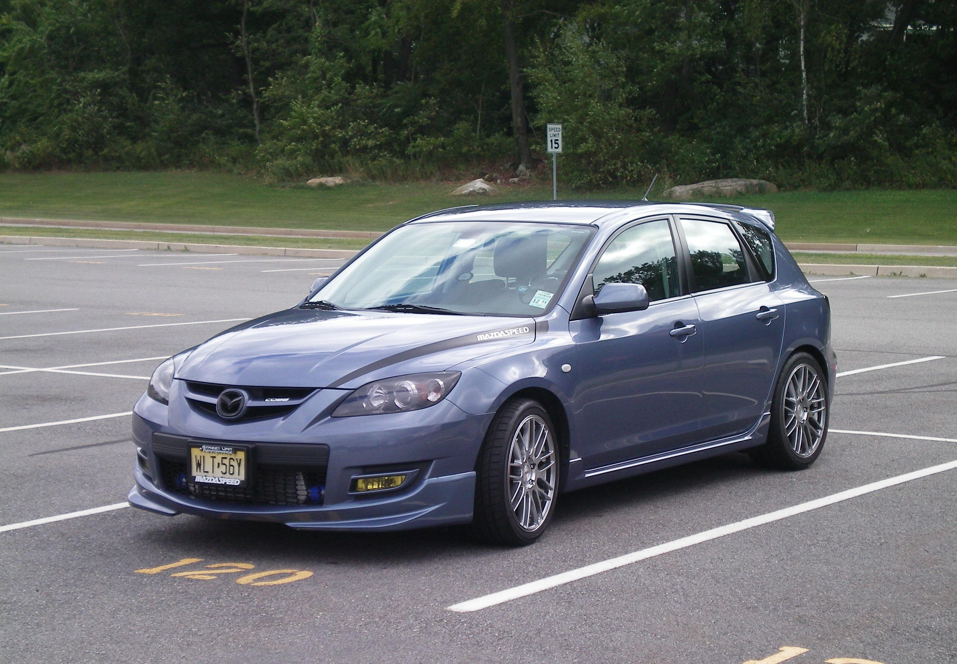 sallyspeed3 39 s 2008 mazda mazda3 mazdaspeed3 grand touring hatchback 4d in flanders nj. Black Bedroom Furniture Sets. Home Design Ideas