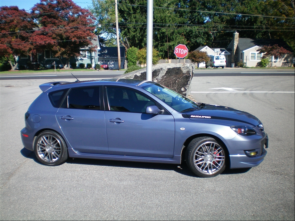street units mazdaspeed 3