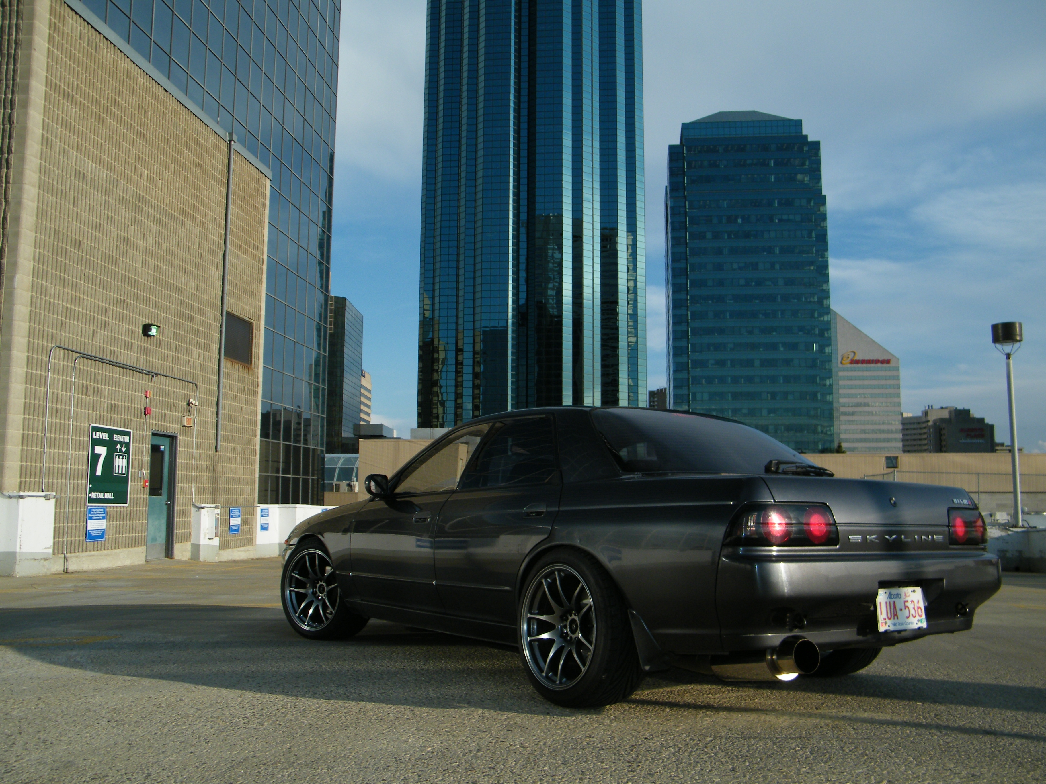 Another Sonnof 1992 Nissan Skyline post... - 14757806