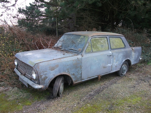 Another VOL-LO-VO 1966 Opel Kadett post... - 15740325