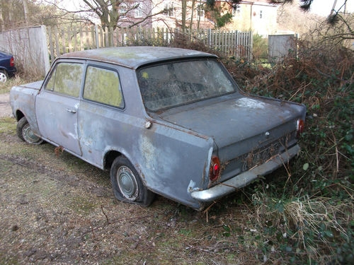 Another VOL-LO-VO 1966 Opel Kadett post... - 15740326