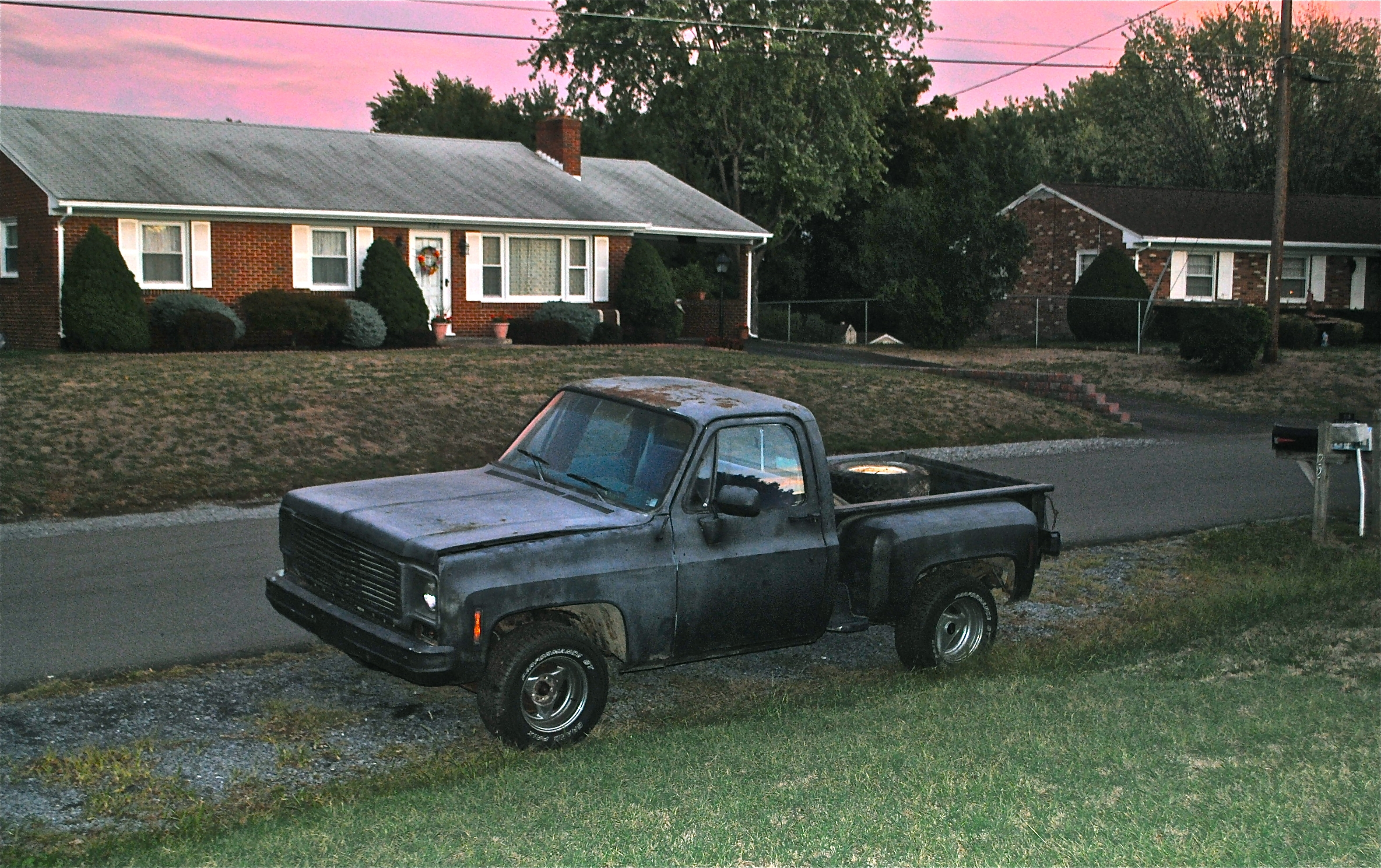 Another WhatWouldSeanDo 1977 GMC C/K Pick-Up post... - 14759484