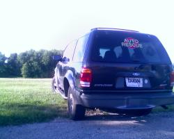 GetTheClicker's 1998 Ford Explorer Sport