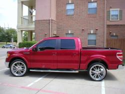 Lem32s 2010 Ford F150 SuperCrew Cab