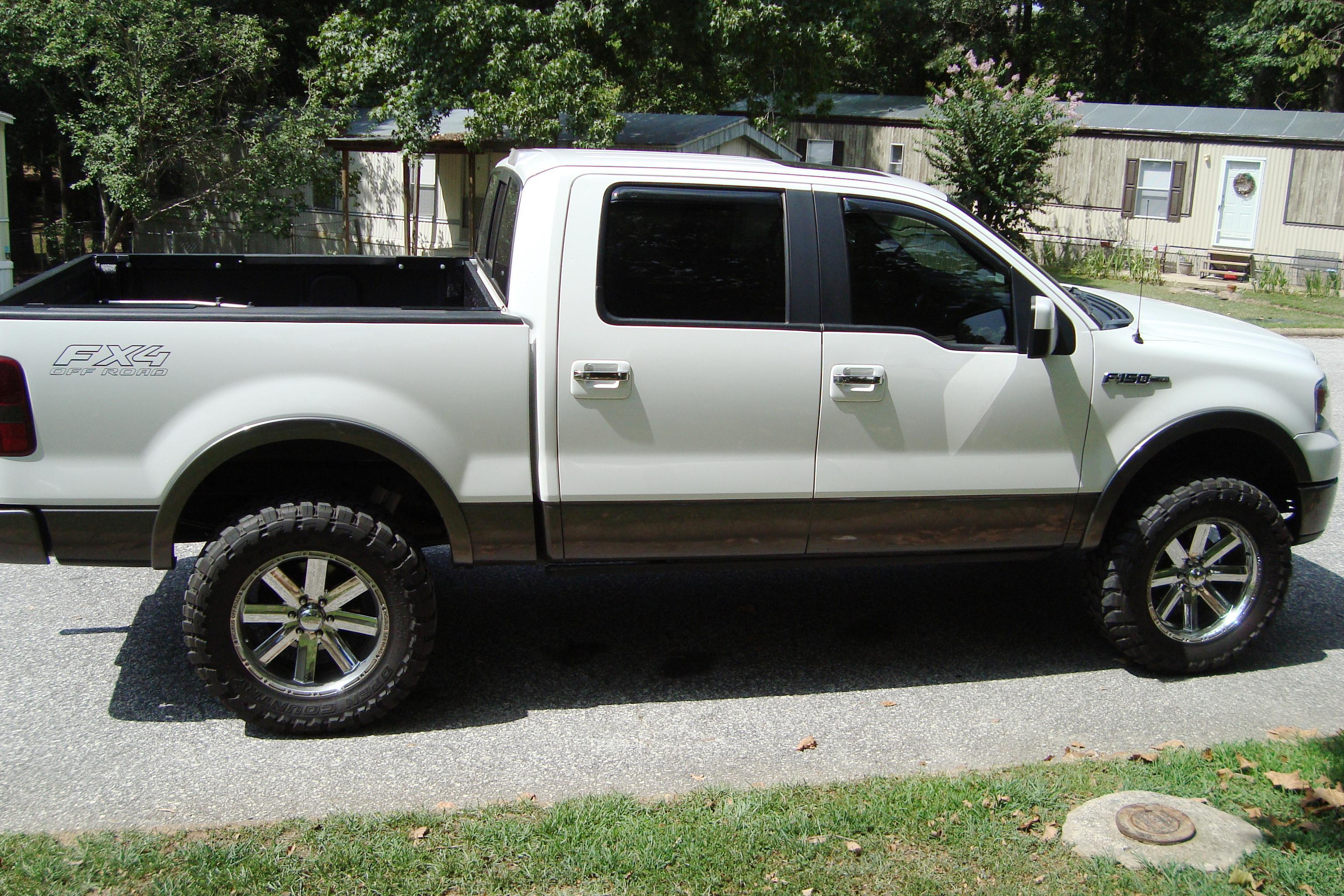 hunterh2007 2007 ford f150 supercrew cabfx4 styleside pickup 4d 5 1 2 ft specs photos. Black Bedroom Furniture Sets. Home Design Ideas