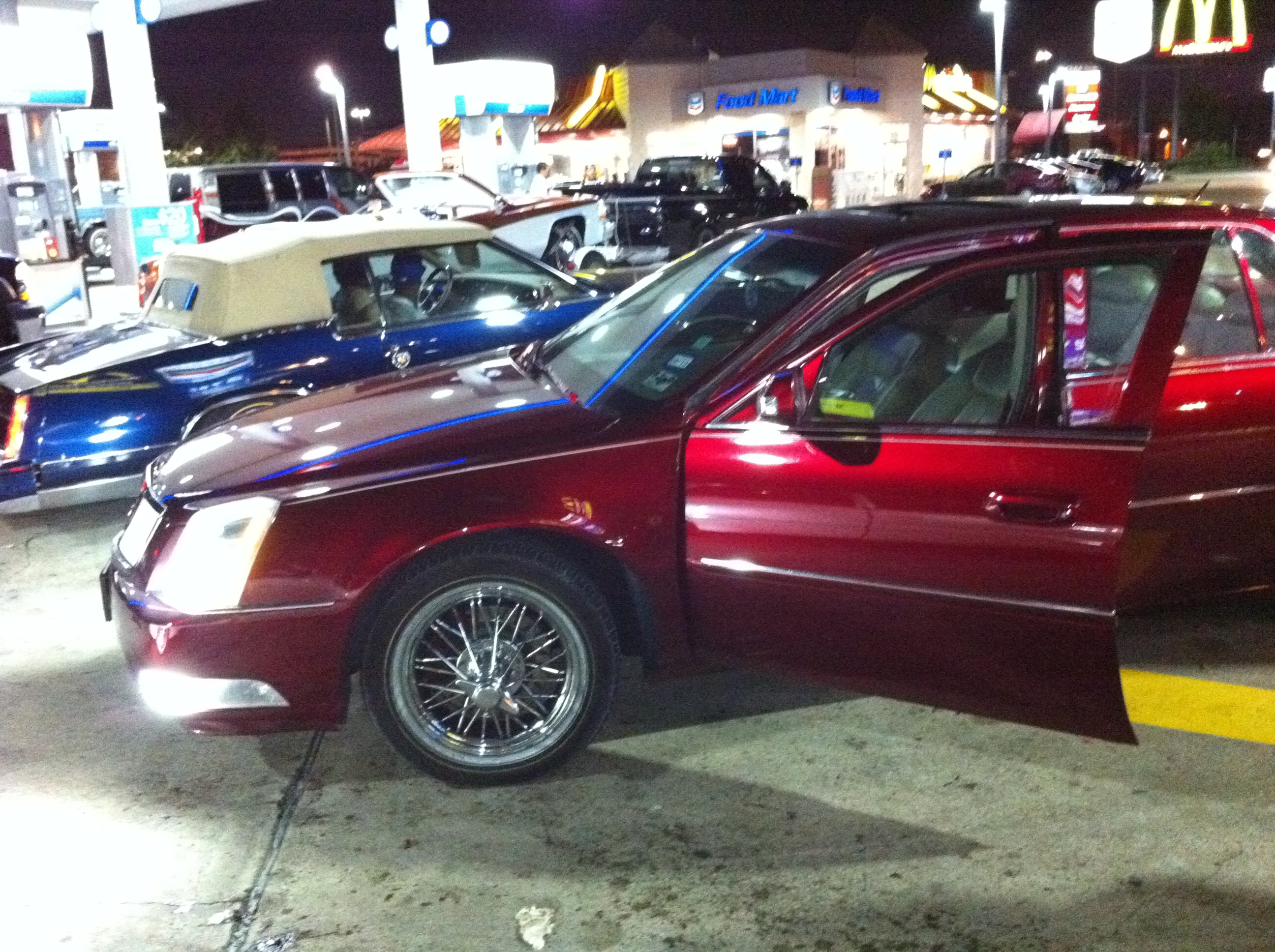 Another BRUTUS_CHOPPA 1998 Cadillac DeVille post... - 14760691