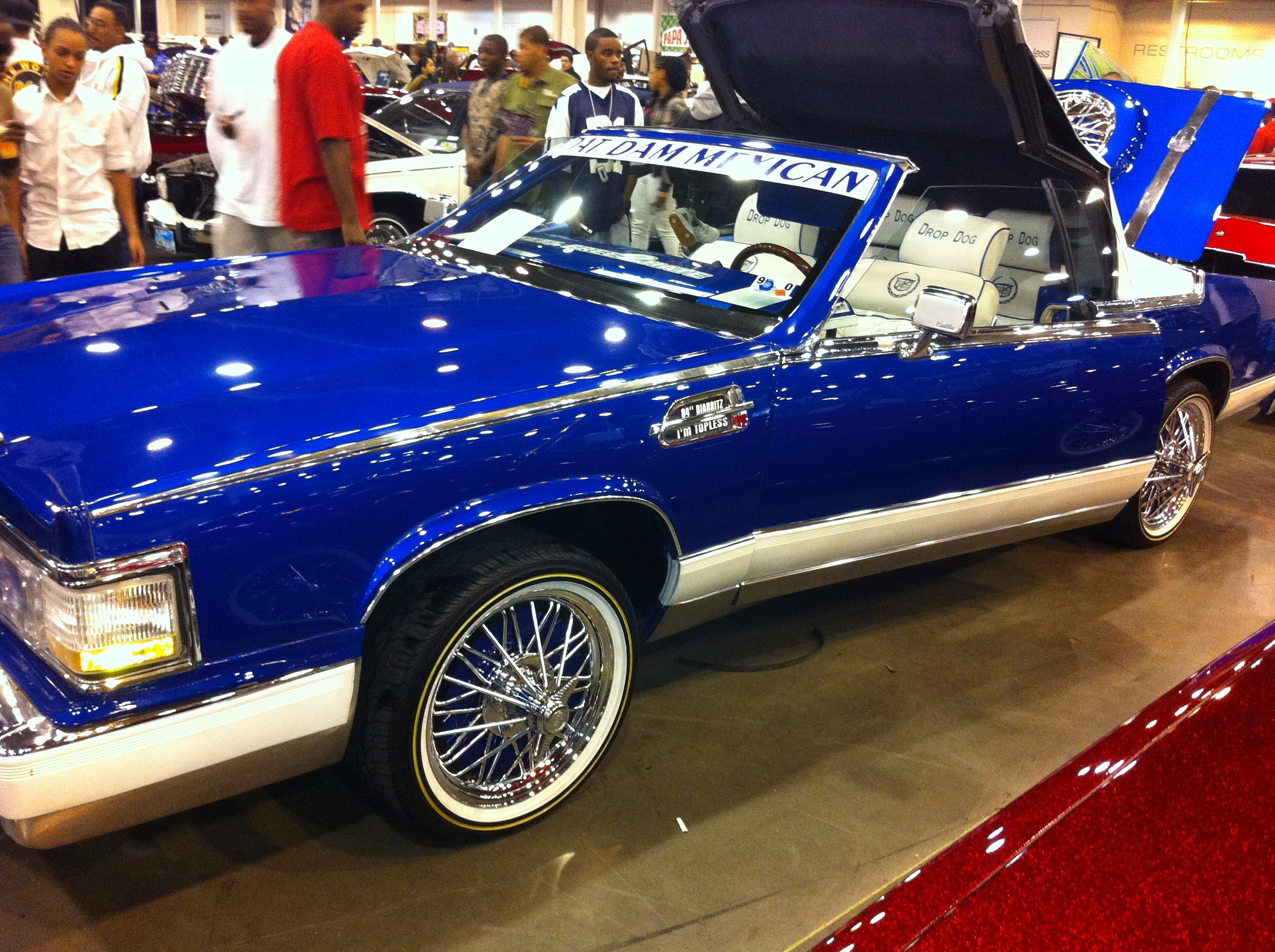 Another BRUTUS_CHOPPA 1998 Cadillac DeVille post... - 14760700