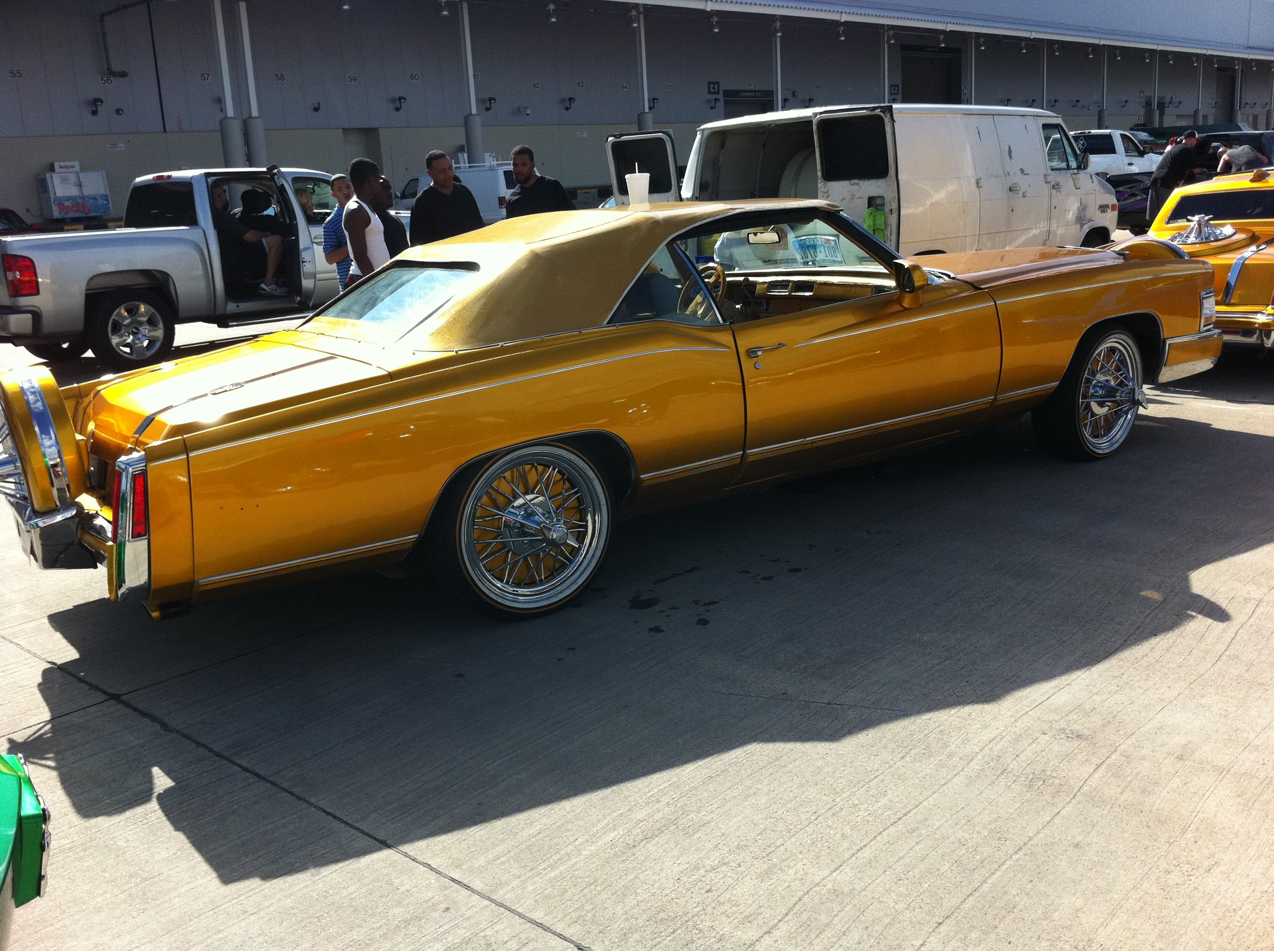 Another BRUTUS_CHOPPA 1998 Cadillac DeVille post... - 14760702