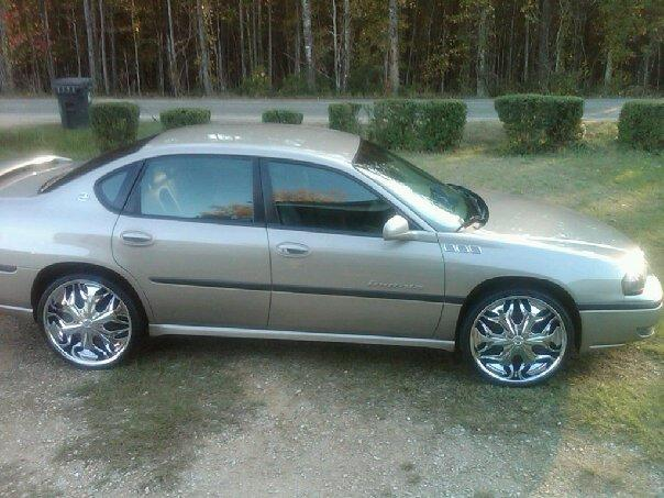 kingtommy45 39 s 2002 chevrolet impala sedan 4d in tuskegee al. Cars Review. Best American Auto & Cars Review