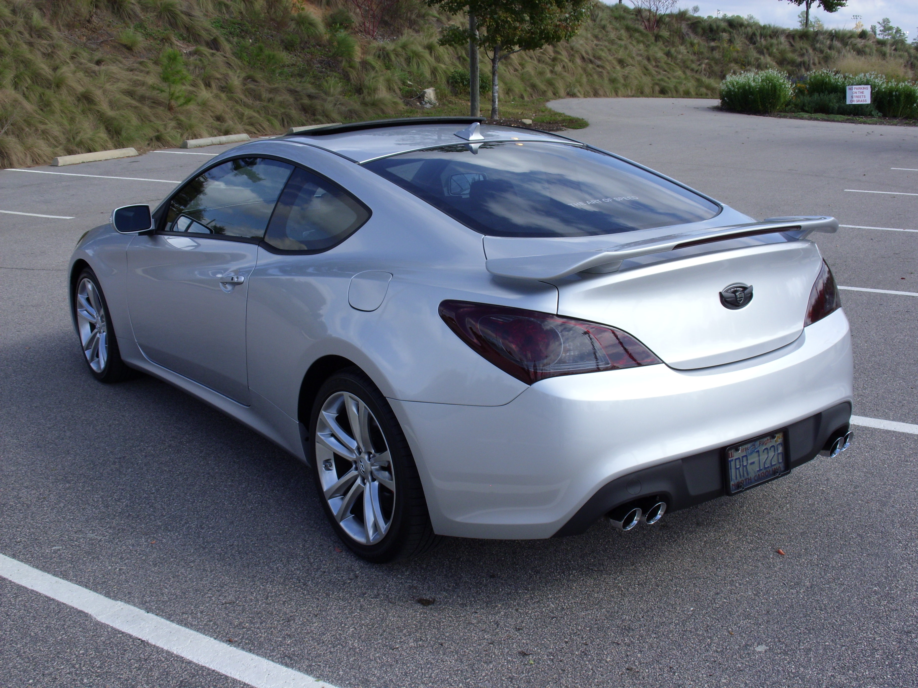 watch hyundai youtube coupe out genesis murdered