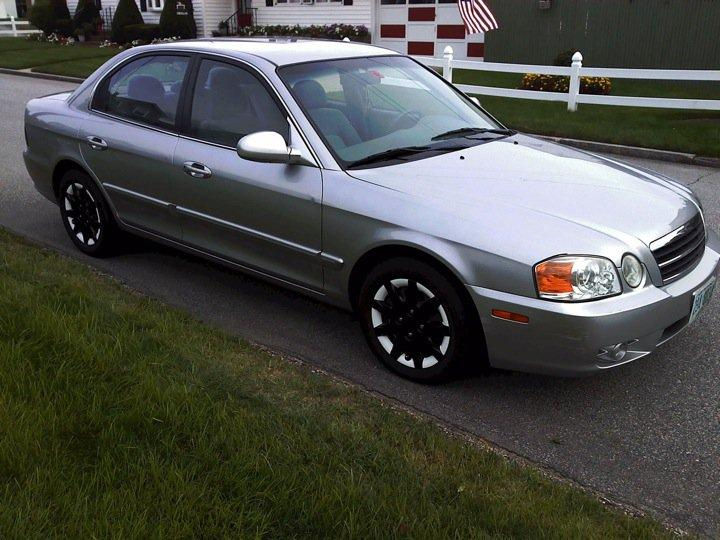 Geeonayy 2004 Kia Optimalx Sedan 4d Specs Photos Modification Info