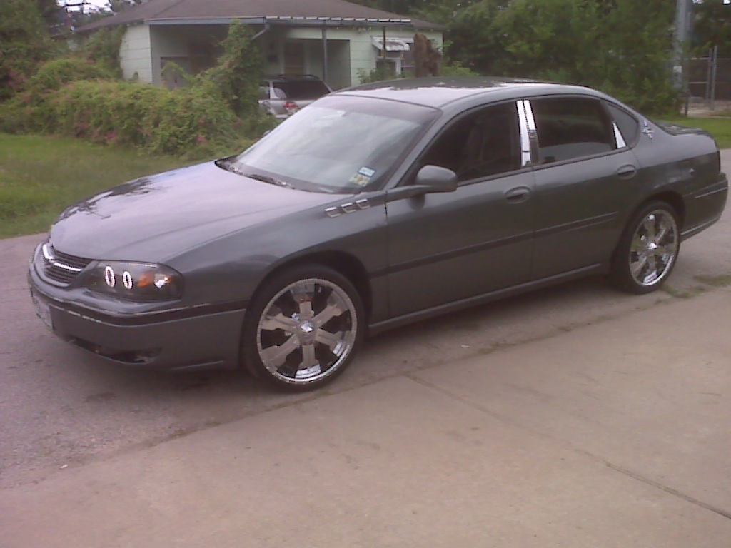 frankyb23 2004 chevrolet impalasedan 4d specs photos modification info at c. Cars Review. Best American Auto & Cars Review
