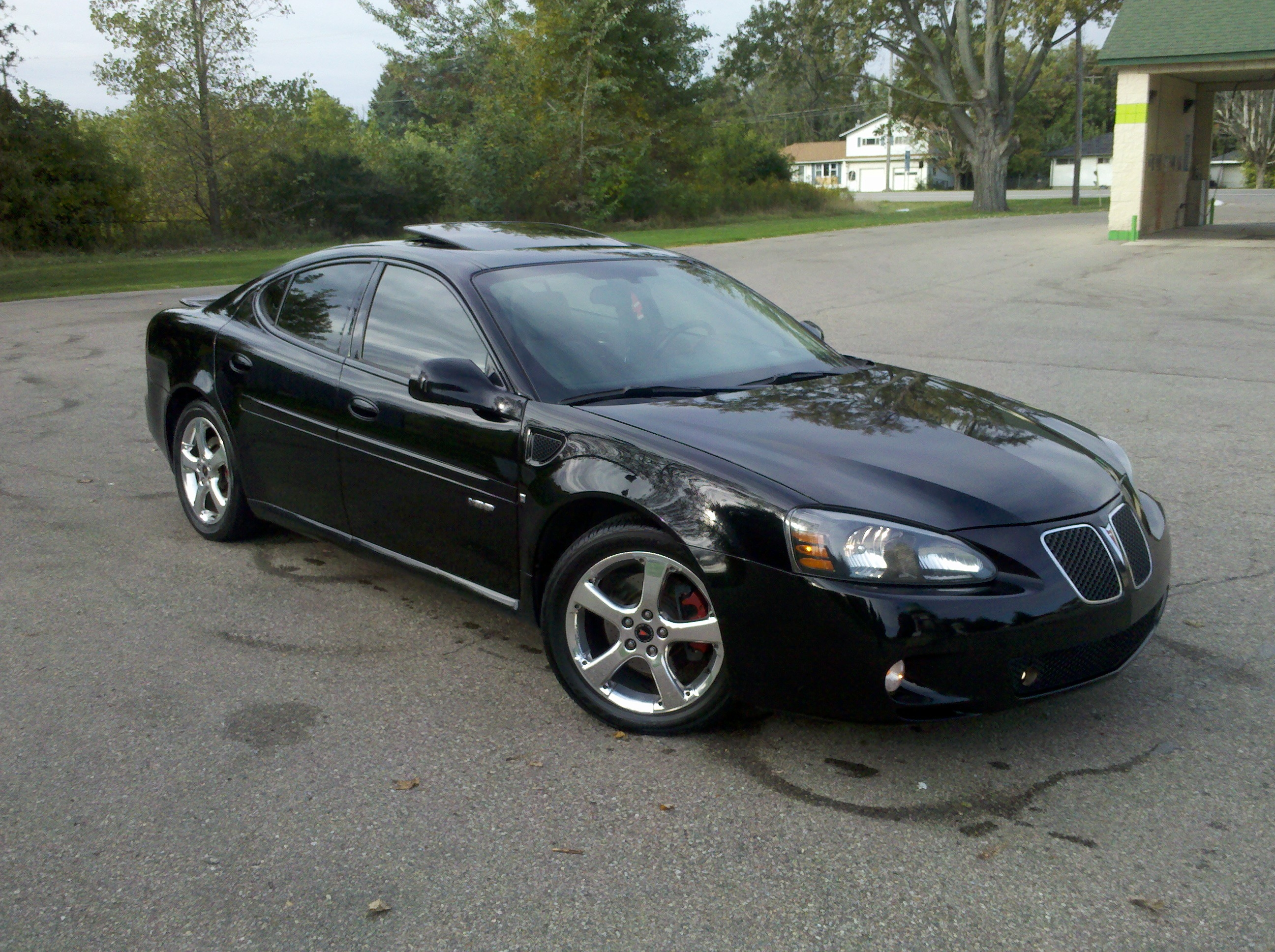 lee mac22 2006 pontiac grand prixgxp sedan 4d specs. Black Bedroom Furniture Sets. Home Design Ideas