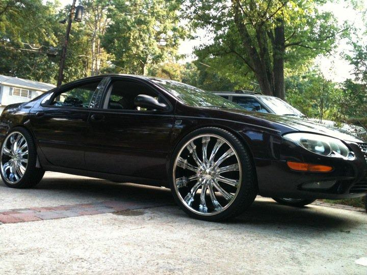 Atltonyt 1999 Chrysler 300m Specs Photos Modification Info At