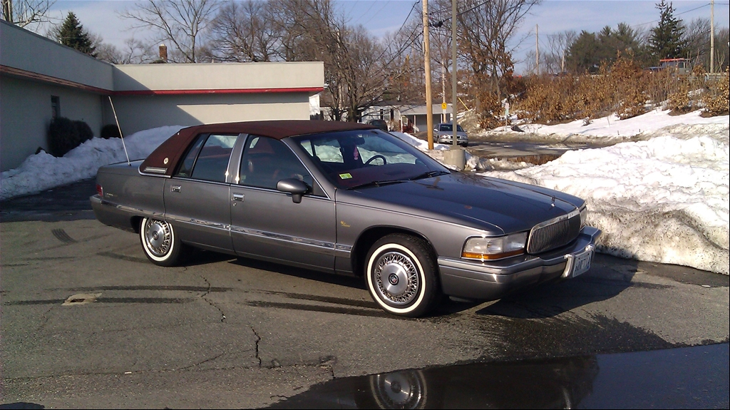 1992 Buick Roadmaster Limited Sedan 4D