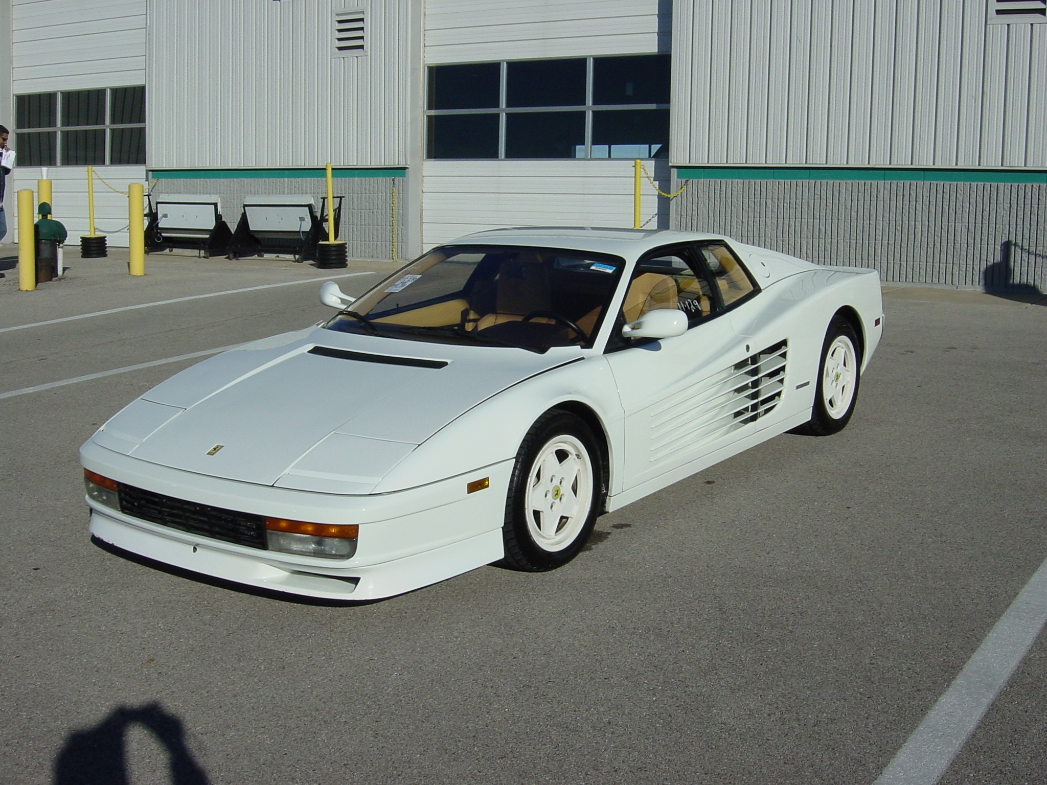 miami sale from auction hero news testarossa goes white to rear car quarter ferrari vice for features three