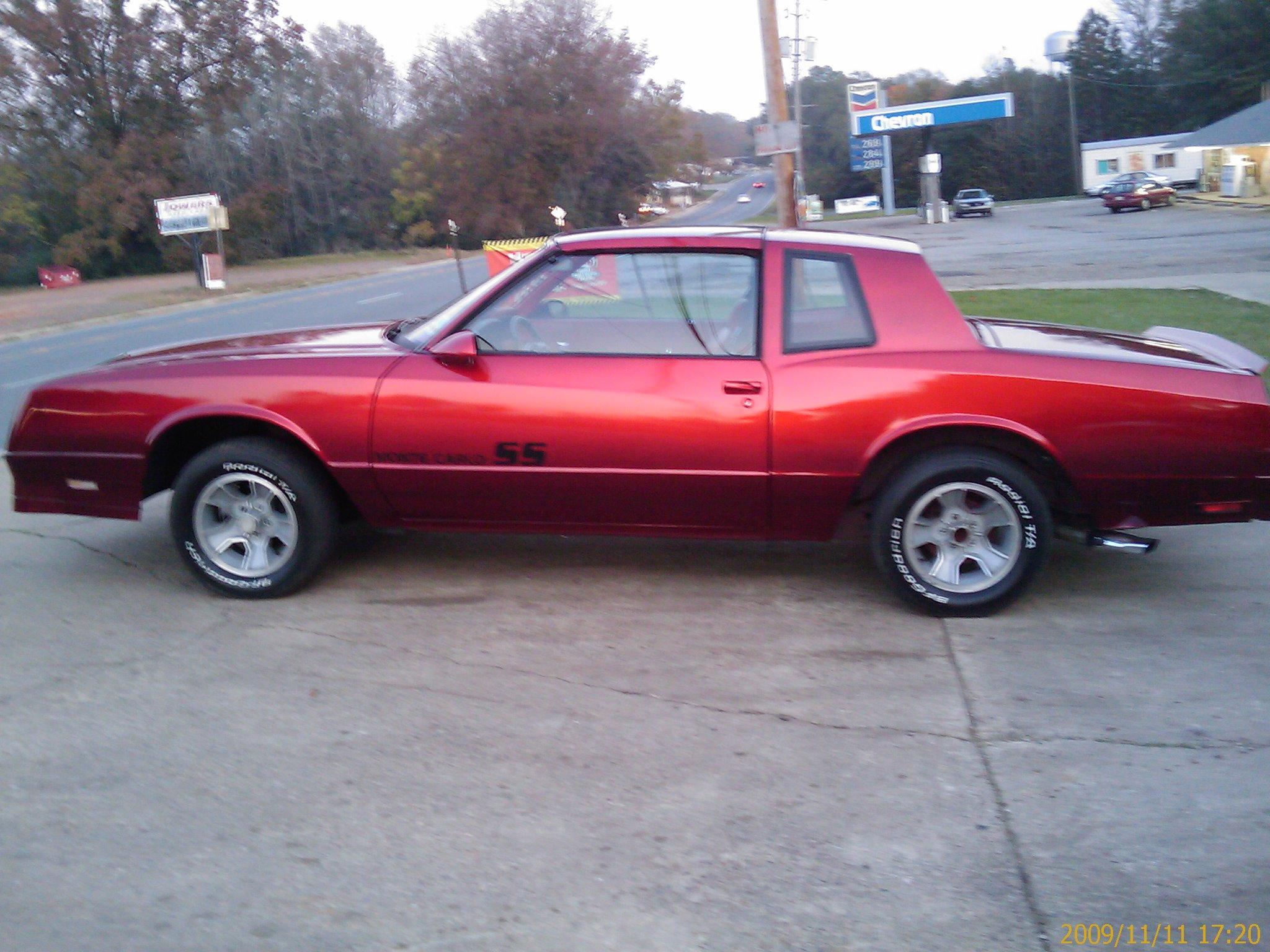 Another donzia 1986 Chevrolet Monte Carlo post... - 14764527