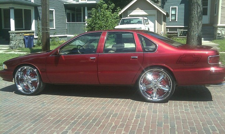 Another donzia 1996 Chevrolet Caprice Classic post... - 14764737