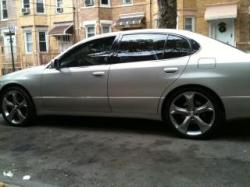 AL-lexuss 2003 Lexus GS