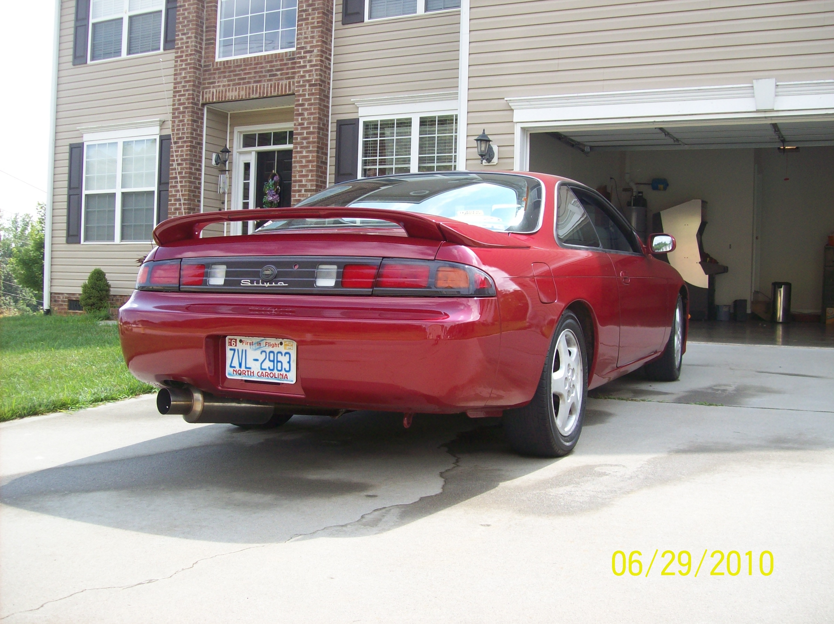 Muscle Tuner 93 U0026 39 S 1995 Nissan 240sx Coupe 2d In Arden  Nc