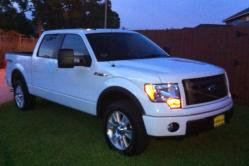 Banda1s 2010 Ford F150 SuperCrew Cab