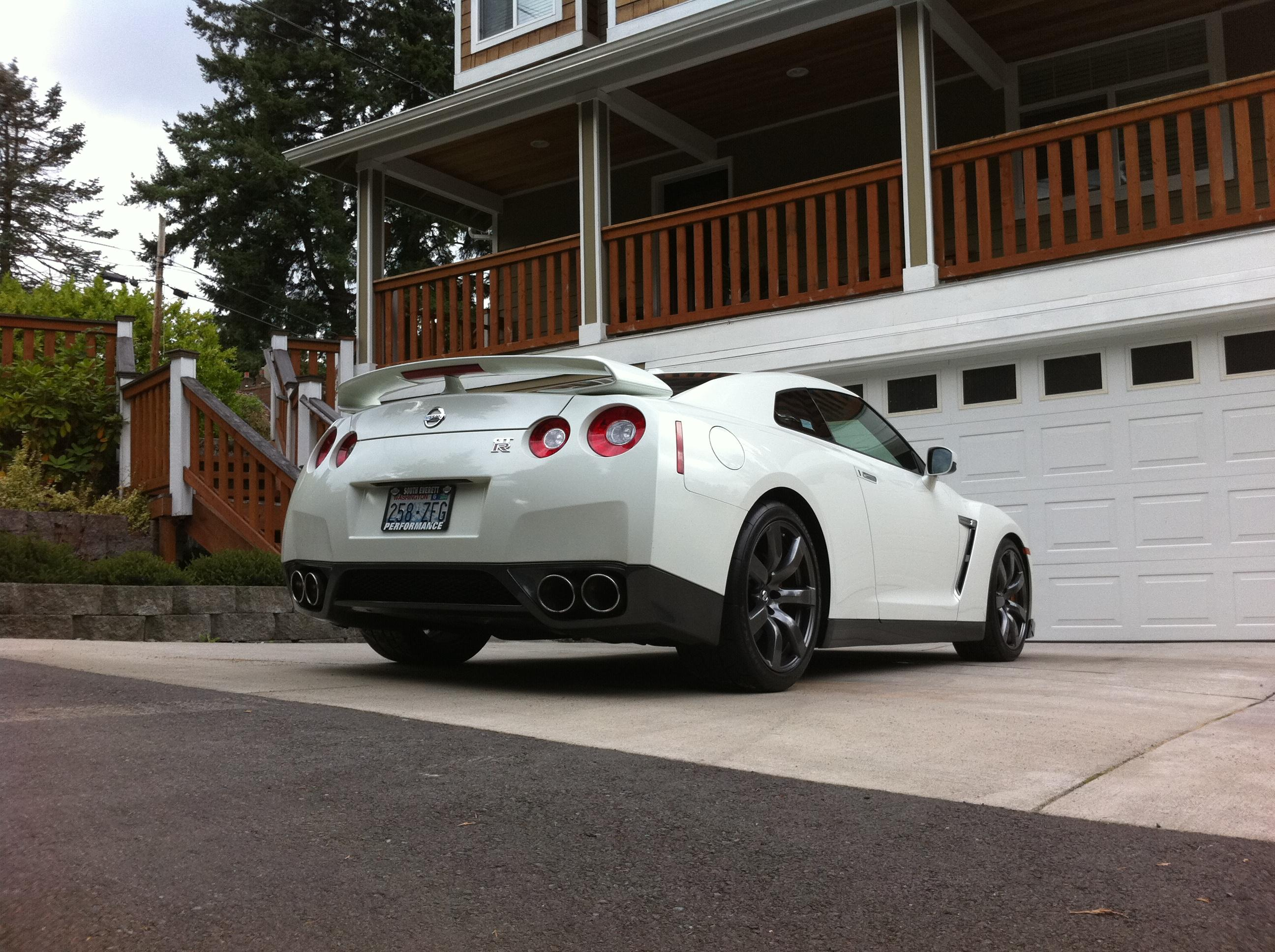 Another cardomain993 2009 Nissan GT-R post... - 14766377