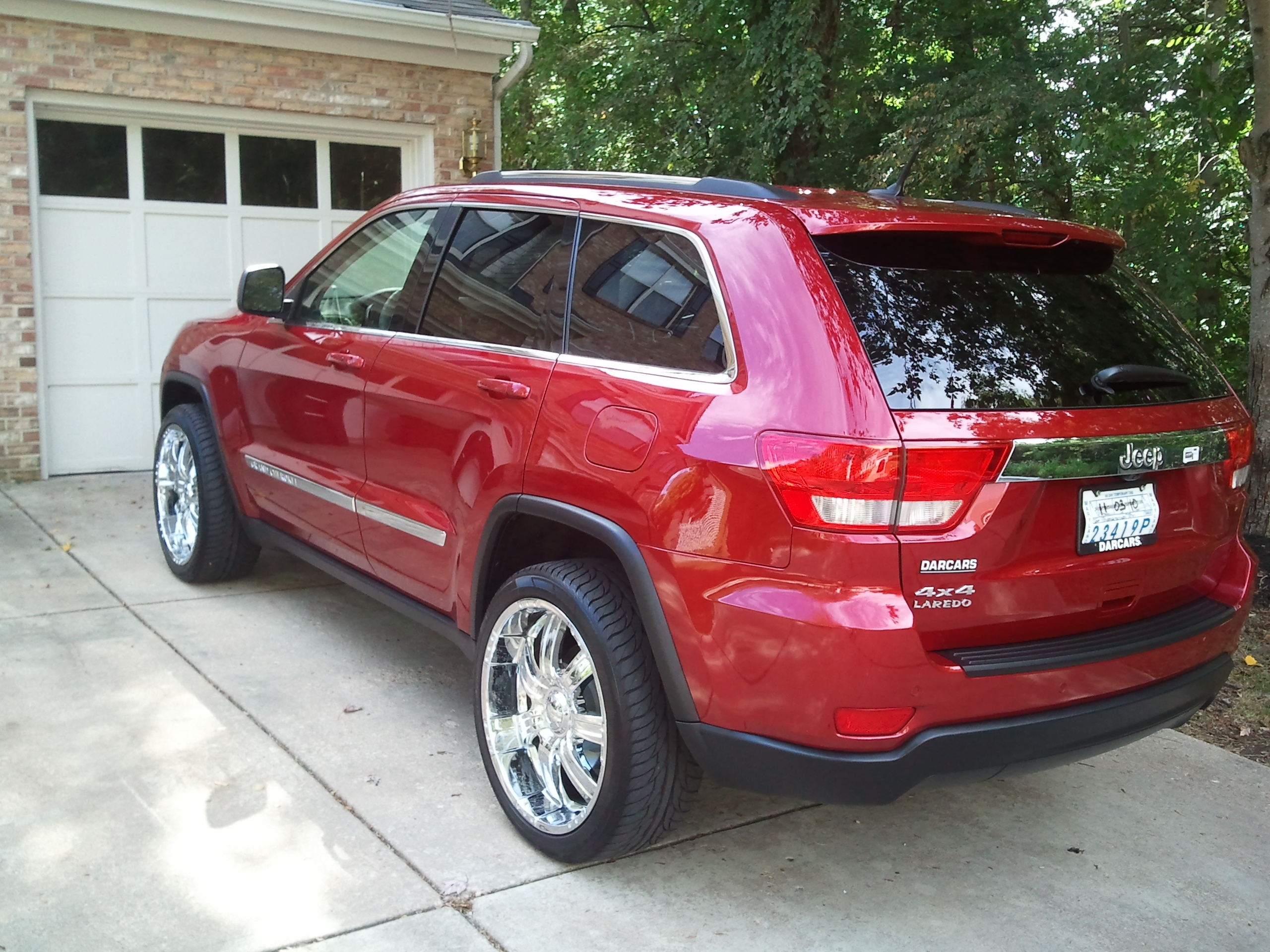 ddg1982 2011 jeep grand cherokee specs photos modification info at cardomain. Black Bedroom Furniture Sets. Home Design Ideas