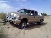 20_INCHES_STRONGs 2004 GMC Sierra 1500 Extended Cab