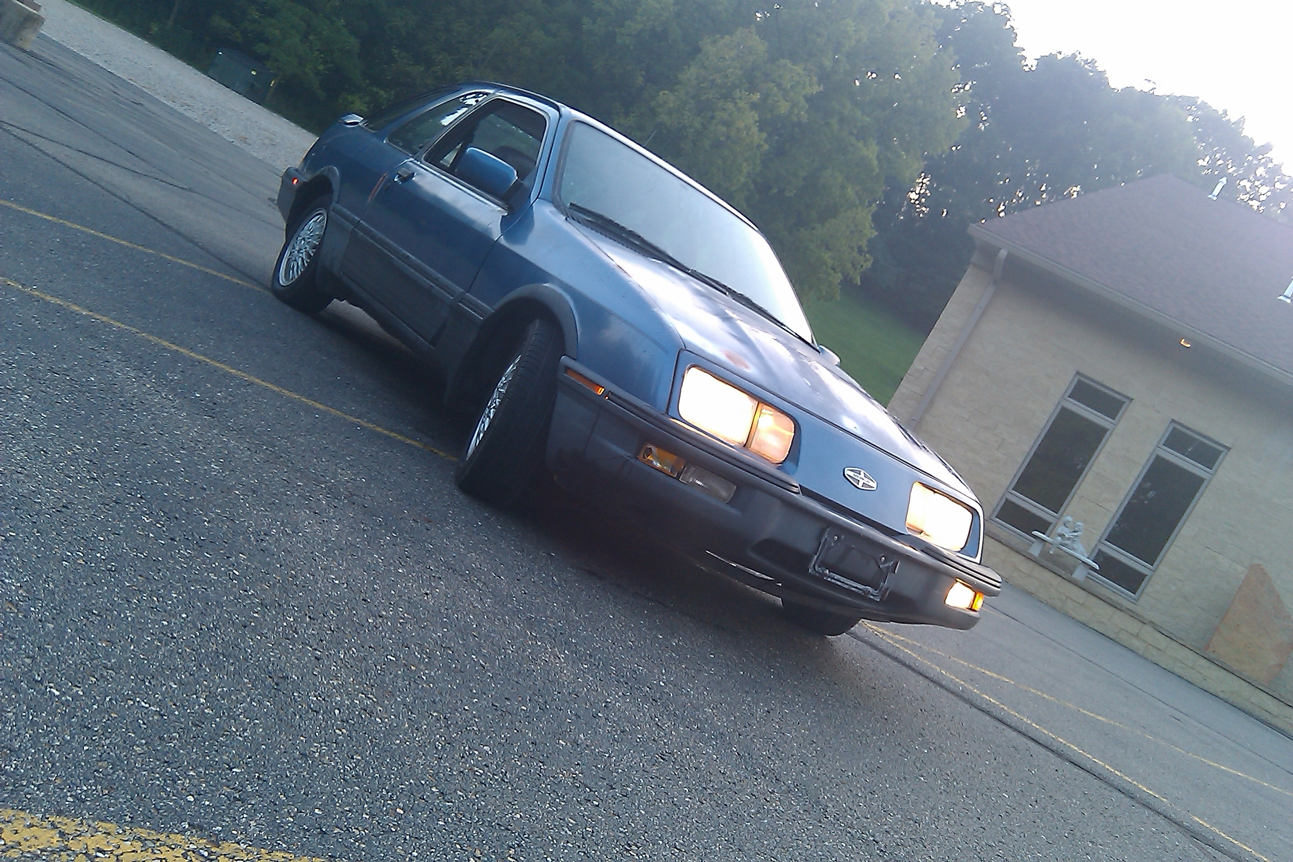 Another seifertjoey 1988 Merkur XR4TI post... - 14767825