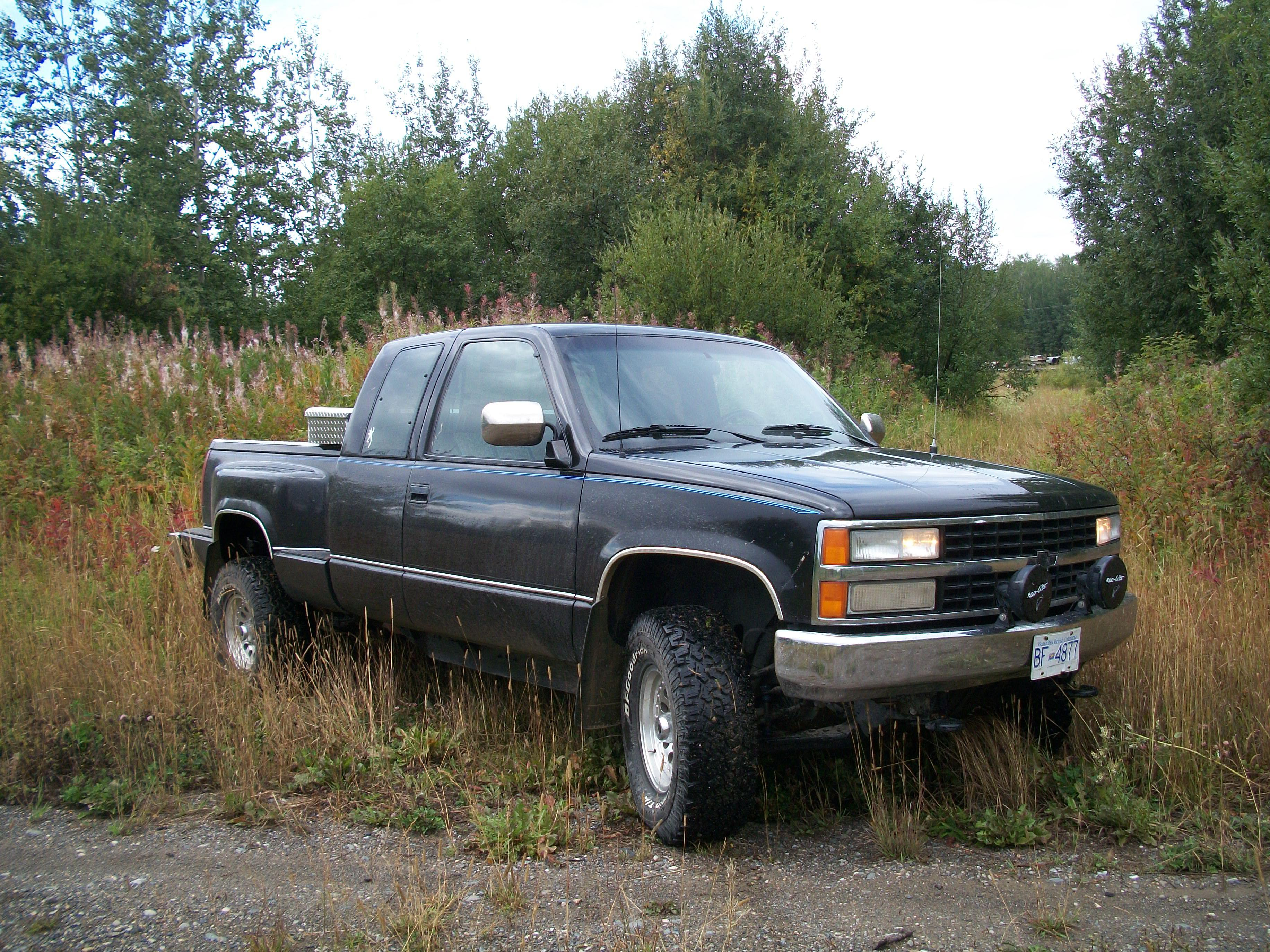 Another metallicblack 1993 Chevrolet Cheyenne post... - 14767947