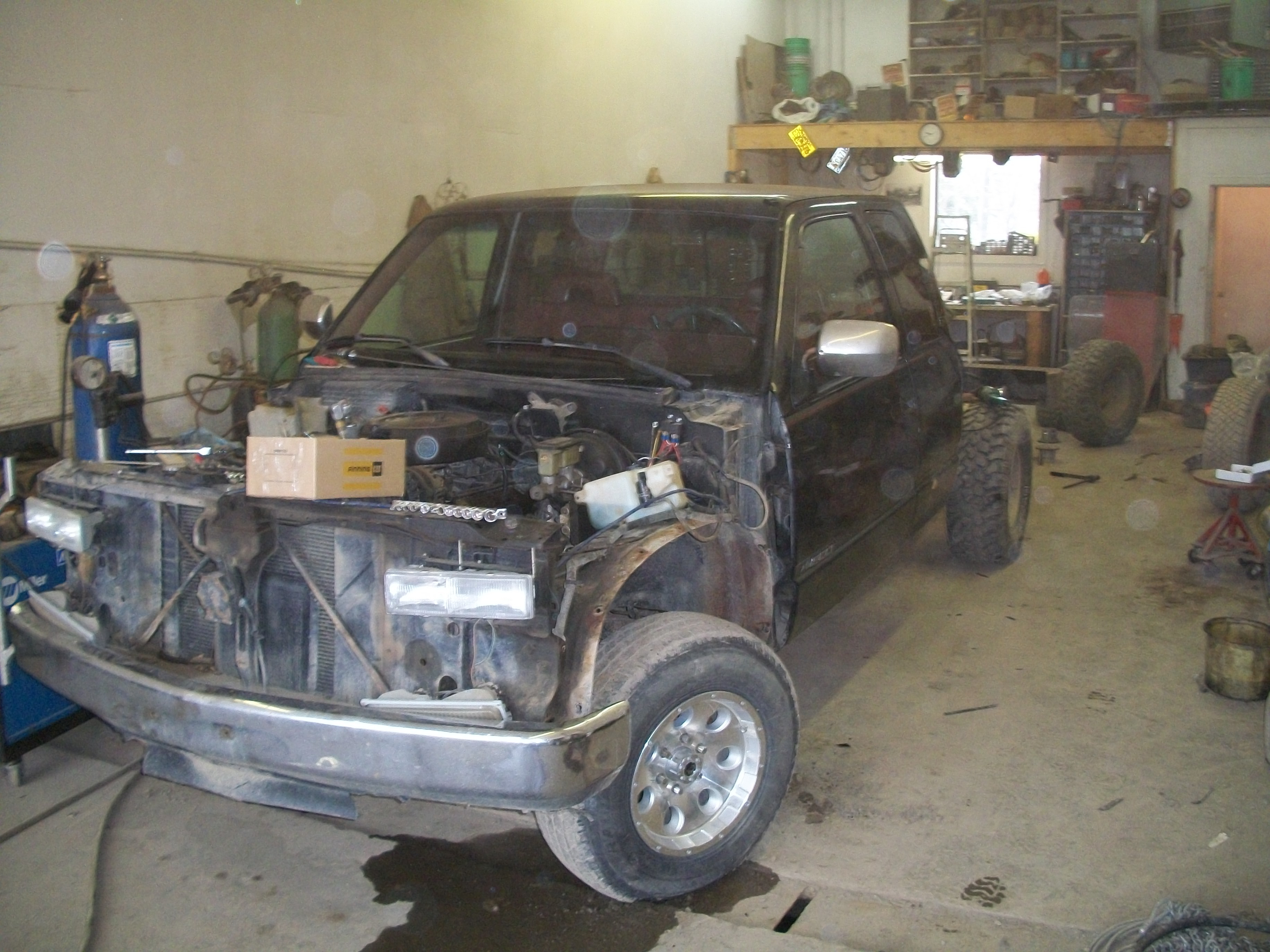 Another metallicblack 1993 Chevrolet Cheyenne post... - 14767949