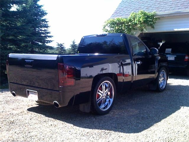 2007 chevy silverado rst autos post. Black Bedroom Furniture Sets. Home Design Ideas