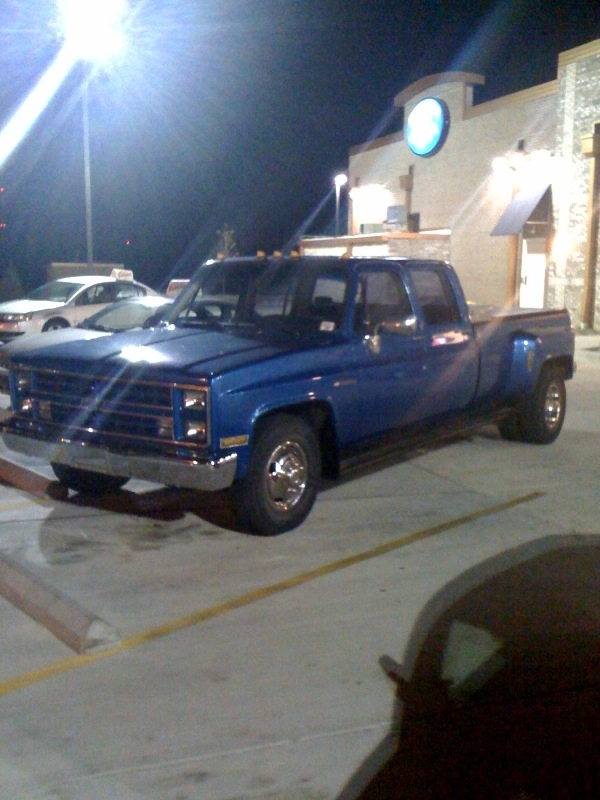Another kurtsred8 1986 Chevrolet C-30 post... - 14768305