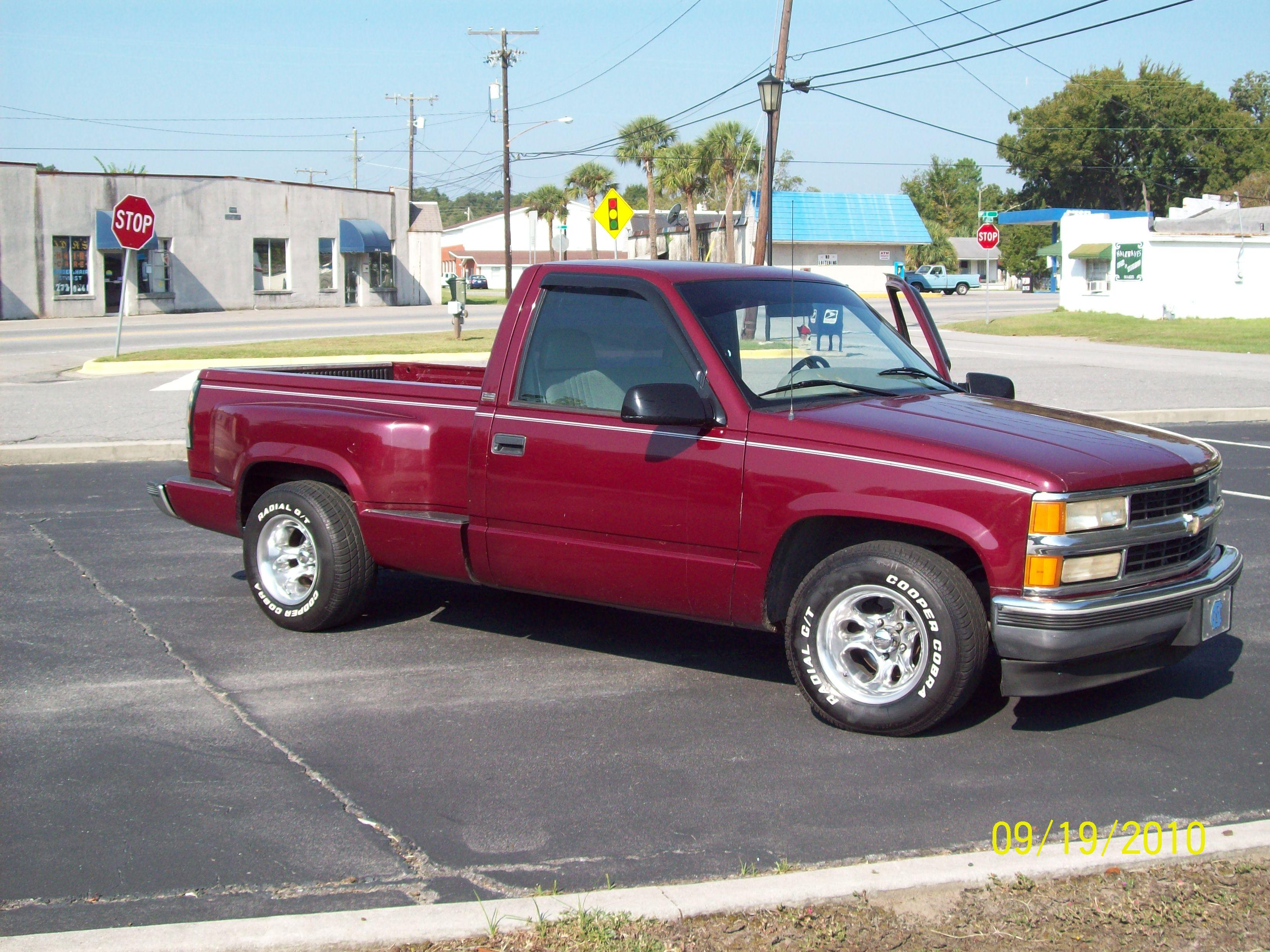 1995 Chevrolet 1500 Regular Cab